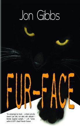 Jon Gibbs - Fur-Face cover pic - compressed
