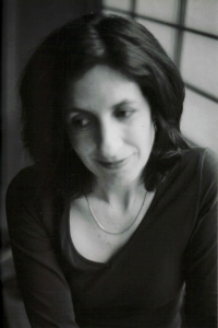Marie Lamba, author