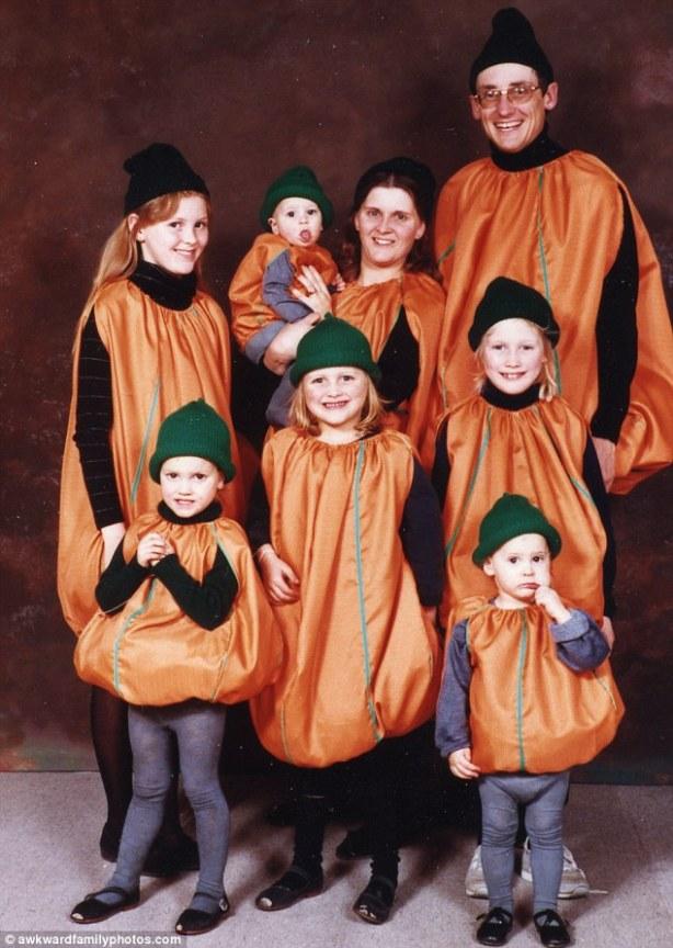 Awkward pumpkins